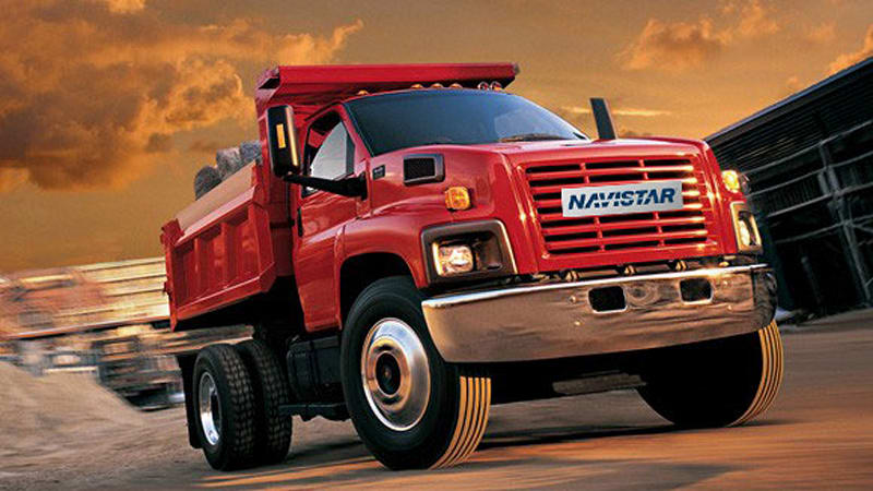 Navistar still interested in acquiring gm medium duty trucks autoblog General motors medium duty trucks