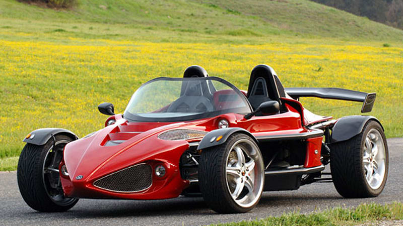 how to make an ariel atom street legal in canada