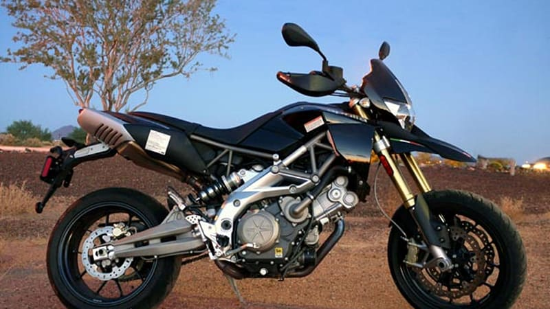 Aprilia dorsoduro 750 review