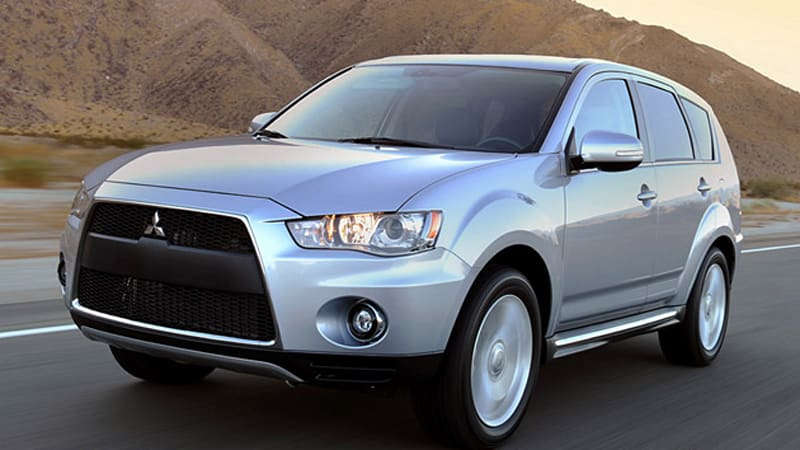 First Drive 2010 Mitsubishi Outlander Gt Is A Cuv We Can