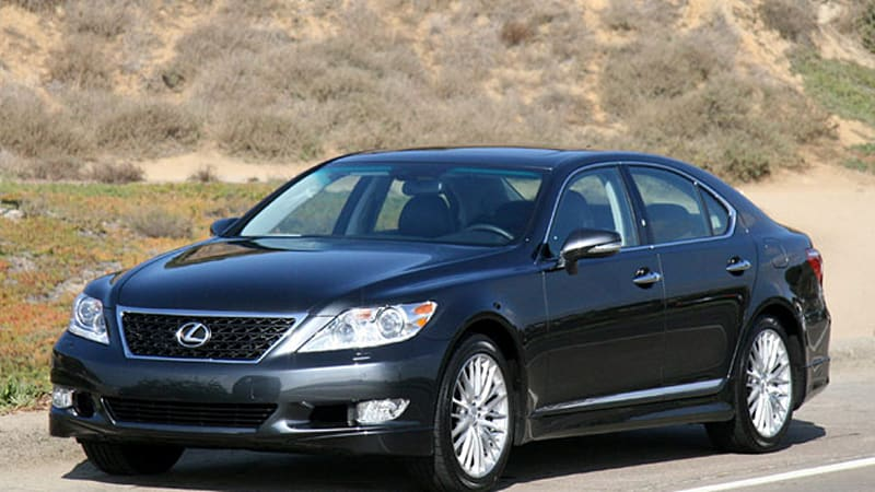 first drive 2010 lexus ls460 sport package is f ing with perfection autoblog. Black Bedroom Furniture Sets. Home Design Ideas