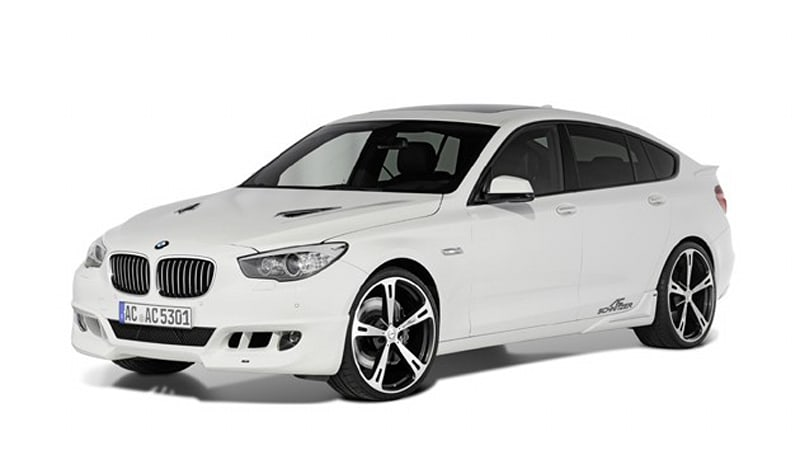 Bmw 5 Series Gt News and Information - Autoblog