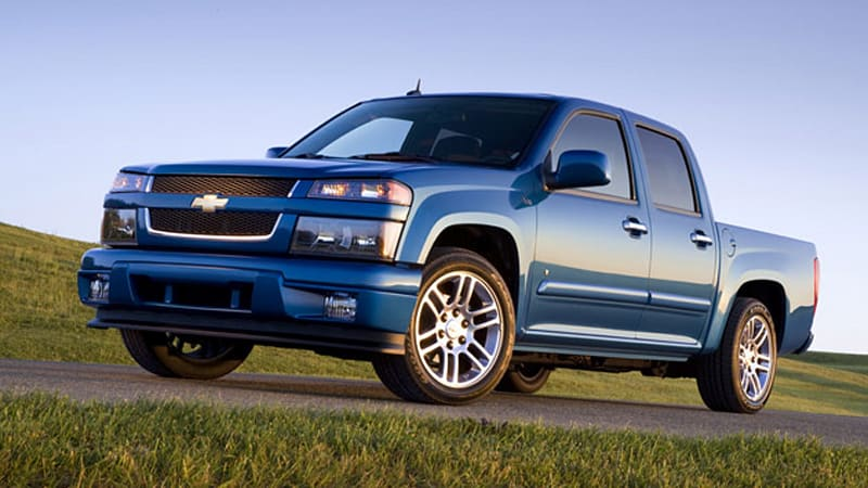 Report bad chinese parts force gm to idle chevy colorado for General motors annual report 2010