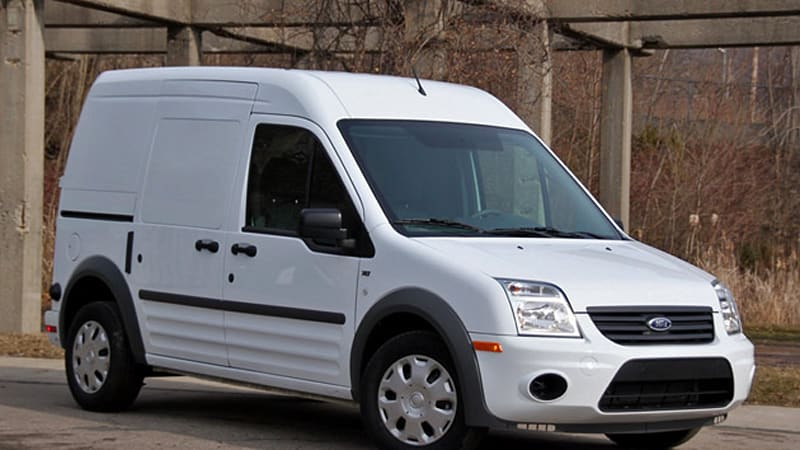 review 2010 ford transit connect arrives ready for work. Black Bedroom Furniture Sets. Home Design Ideas