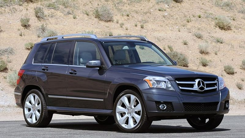 review 2010 mercedes benz glk350 4matic is more than just a movie prop autoblog. Black Bedroom Furniture Sets. Home Design Ideas