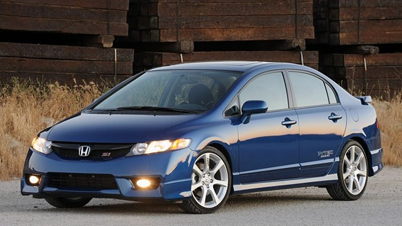 Review 2010 Honda Civic Si Hfp Not Fast Is Curious