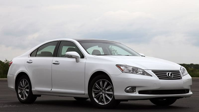 review 2010 lexus es 350 is soft riding royalty that 39 s. Black Bedroom Furniture Sets. Home Design Ideas