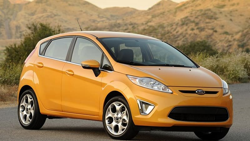 2011 Ford Fiesta Sedan - Drive Time Review - YouTube