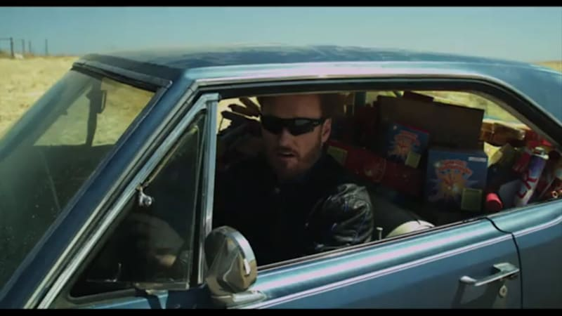 Video: Conan O'Brien turns stuntman, pilots explosive '69 Dodge Dart