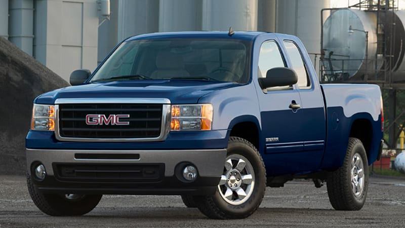 gm recalls select 2011 model year pickup and suv models. Black Bedroom Furniture Sets. Home Design Ideas