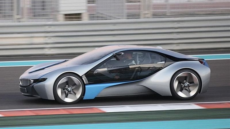 Bmw I8 Plug In Hybrid Lands Role In Next Mission Impossible Film Autoblog