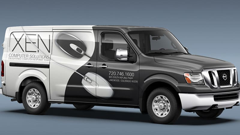 Nissan Nv 1500 For Sale Nissan luring business owners to buy new van with free upgrade ...