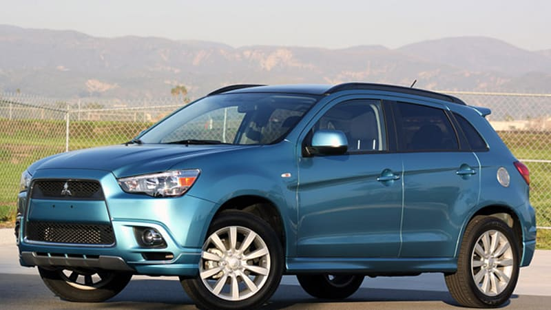 mitsubishi outlander sport plug in hybrid coming to u s. Black Bedroom Furniture Sets. Home Design Ideas
