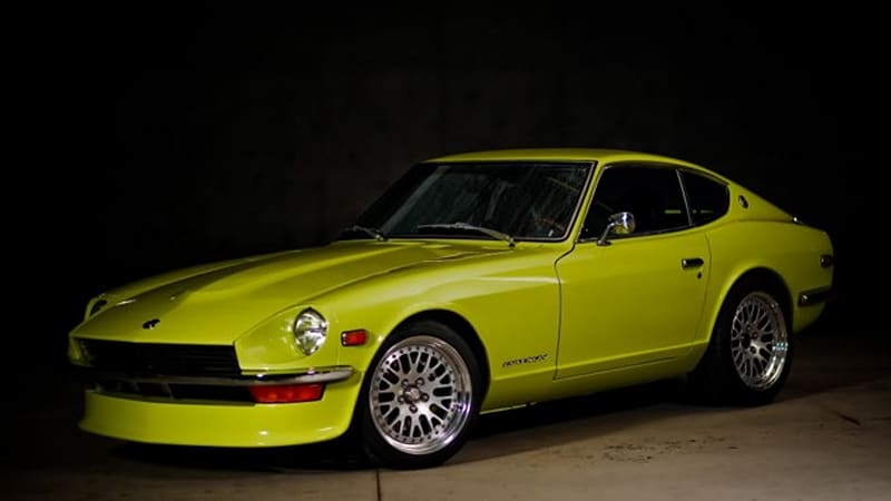 Ebay Find Of The Day World S Best Datsun 240z Resto Mod