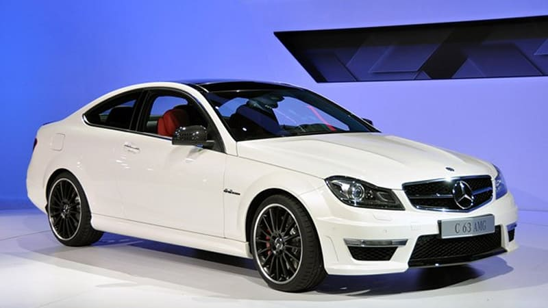 Mercedes benz c63 amg black series coupe to get 507 hp 6 2 for Mercedes benz amg 6 3 liter v8 price