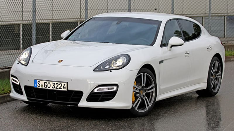 porsche panamera news photos and reviews autoblog - Porsche Panamera Turbo 2014 White