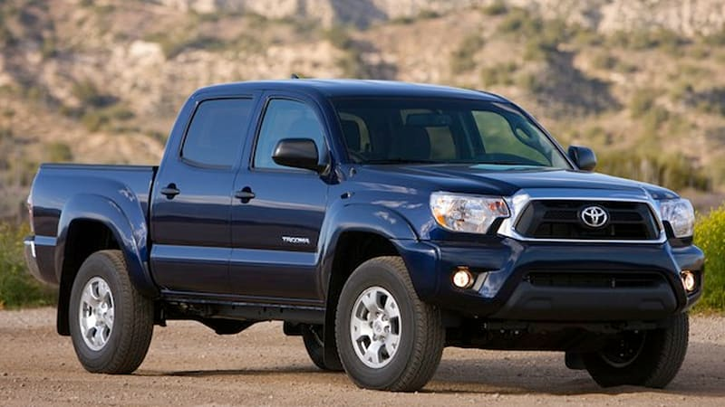 2012 toyota tacoma gets price increase starts at 16 875 autoblog. Black Bedroom Furniture Sets. Home Design Ideas