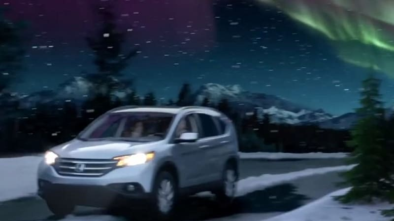 2012 honda cr v makes its commercial debut autoblog