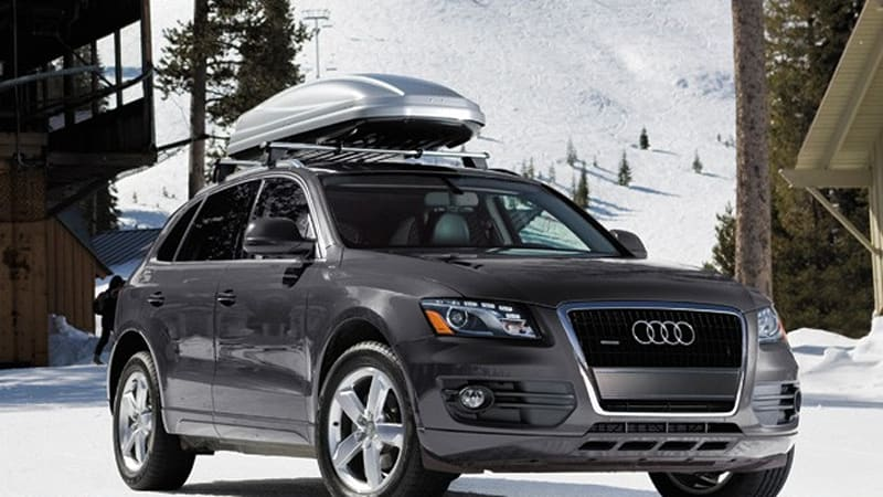 2012 audi q5 models recalled over shattering sunroofs. Black Bedroom Furniture Sets. Home Design Ideas