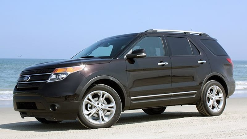 2013 ford explorer limited awd autoblog. Cars Review. Best American Auto & Cars Review