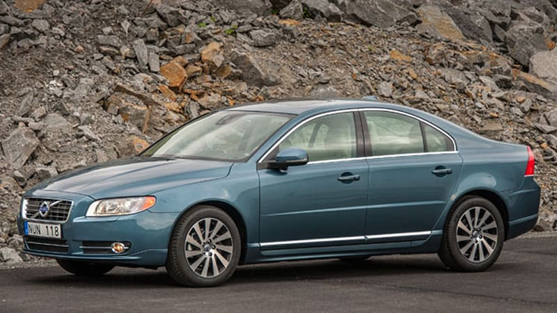2013 Volvo S80, XC70 recalled over faulty TPMS