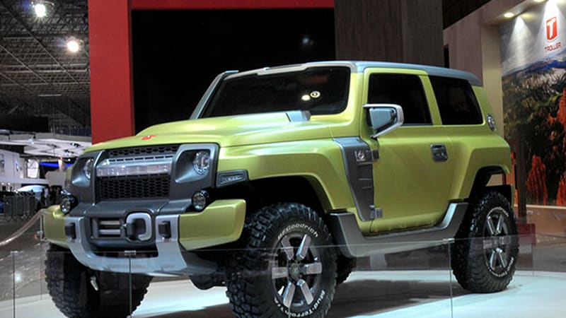 troller r x concept is a brazilian ford bronco for the new. Black Bedroom Furniture Sets. Home Design Ideas