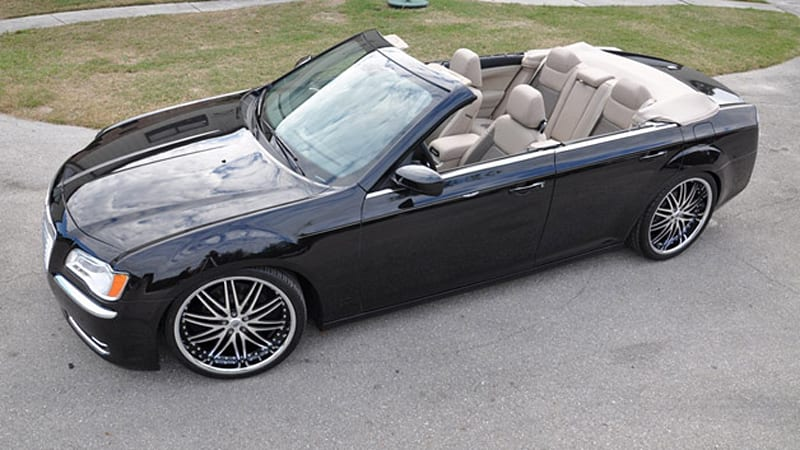 Compare Car Insurance Quotes >> Drop Top Customs puts tops on Chrysler 300, Dodge Charger ...