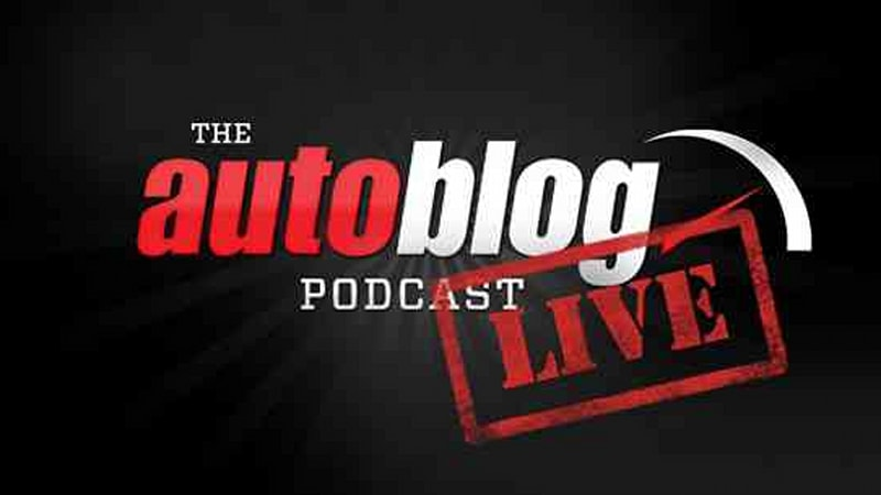 Submit Your Questions for Autoblog Podcast #410 LIVE!