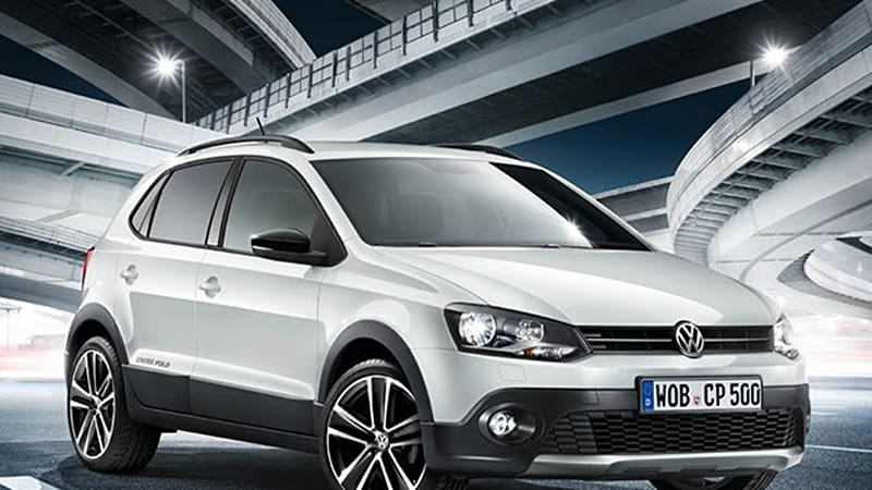 vw readying subcompact crossover next polo for us autoblog. Black Bedroom Furniture Sets. Home Design Ideas