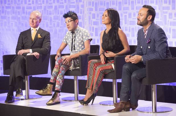 Tim Gunn, host of Project Runway, launches Fashion Therapy for Psoriasis 1