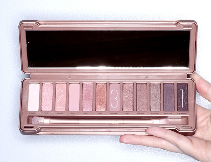 Naked Cherry Eyeshadow Palette - Urban Decay   MECCA