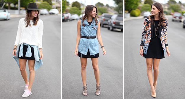 How to wear LBD | C чем носить маленькое черное платье