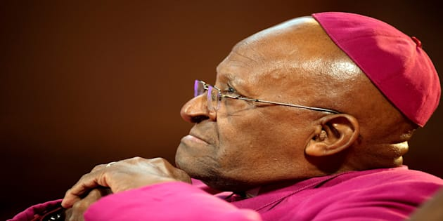 Paul Hackett  Reuters                       Desmond Tutu