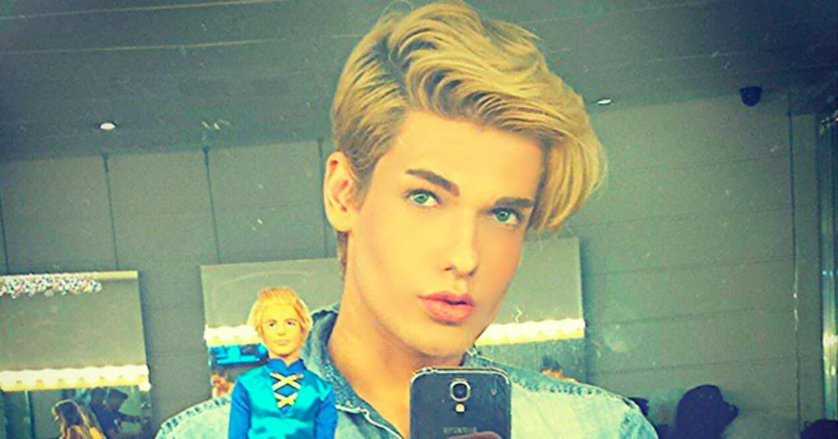 Brazilian Human Ken Doll Passes Away After Battle With
