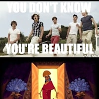 One Direction and Disney Mash-Up