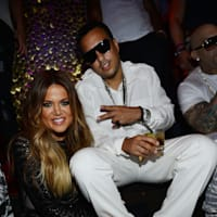The Adventures of Khloe Kardashian and French Montana