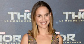 Natalie Portman on the 'Awesome' Tom Hiddleston and Marvel's 'Impressive' Female Characters