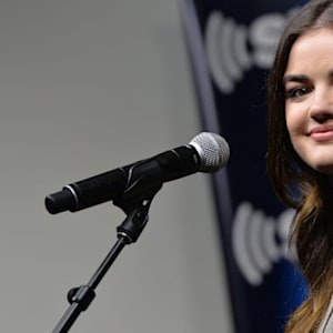 lucy hale, pretty little liars