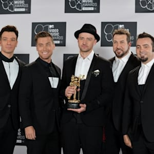 mtv video music awards, n sync, vmas