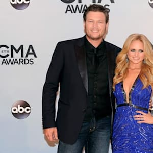 blake shelton, exclusive, miranda lambert, the voice