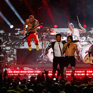 bruno mars, red hot chili peppers, super bowl
