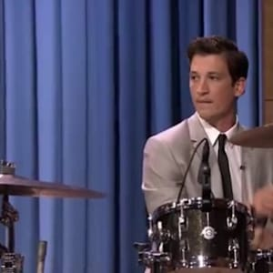 jimmy fallon, miles teller
