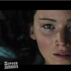 catching fire, hunger games, jennifer lawrence