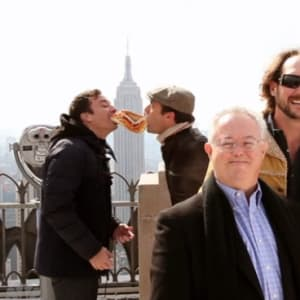 jimmy fallon, photobomb