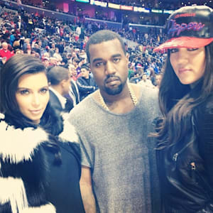 kanye west, keeping up with the kardashians, khloe kardashian, kim kardashian