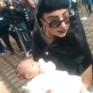babies, lady gaga