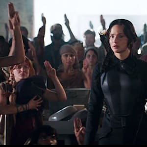 hunger games, jennifer lawrence, josh hutcherson, liam hemsworth, mockingjay part 1