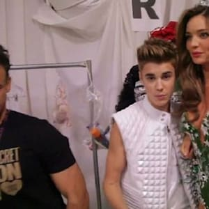 Justin Bieber Posts Picture of Orlando Bloom's Ex-Wife Miranda Kerr After Fight Video Surfaces