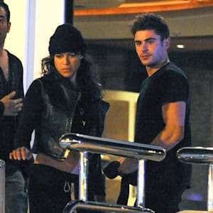 Zac Efron Is Spending a Lot of Time With Michelle Rodriguez in Ibiza