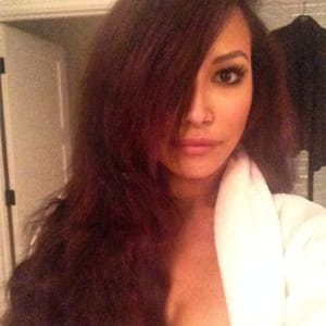 glee, naya rivera